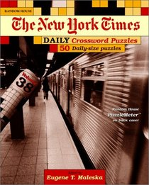 New York Times Daily Crossword Puzzles, Volume 38 (NY Times)