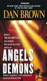 Angels and Demons (Robert Langdon, Bk 1) (Audio Cassette) (Abridged)