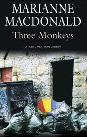 Three Monkeys (Severn House Large Print)