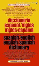 The New World Spanish-English and English-Spanish Dictionary
