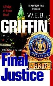 Final Justice (Badge of Honor, Bk 8)