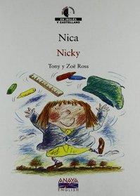 Nica (We Read/ Leemos) (Spanish Edition)