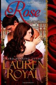 Rose: Flower Trilogy, Book 3