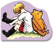 Christopher Robin and Pooh Giant Board Book