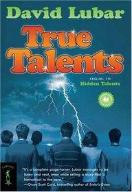 True Talents (Talents, Bk 2)