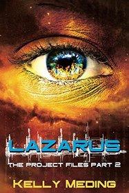 Lazarus (Project Files, Bk 2)