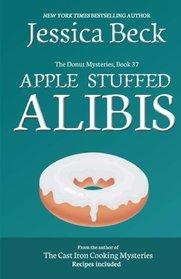 Apple Stuffed Alibis: Donut Mystery #37 (The Donut Mysteries) (Volume 37)
