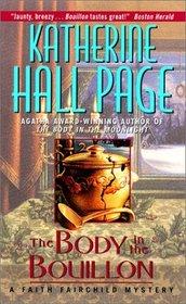 The Body in the Bouillon (Faith Fairchild, Bk 3)