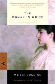 The Woman in White (Modern Library Classics)