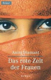 Das Rote Zelt der Frauen (German Edition)