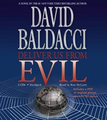 Deliver Us From Evil (Audio CD) (Abridged)