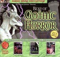 Best of Gothic Horror: The Edgar Allan Poe Collection, Dr. Jekyll and  Mr. Hyde, Frankenstein (Audio Cassette) (Unabridged)