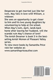 The Amish Dreamer LARGE PRINT: Amish Romance (Amish Women of Pleasant Valley) (Volume 5)