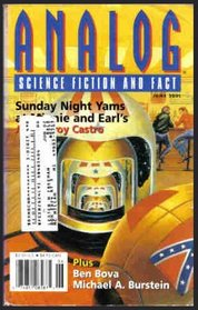 Analog Science Fiction and Fact, June 2001 (Volume CXXI, No. 6)