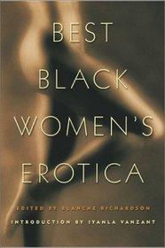 Best Black Women's Erotica (Best Black Women's Erotica Series)