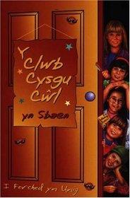 Y Clwb Cysgu Cwl Yn Sbaen (Welsh Edition)