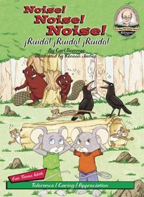 Noise! Noise! Noise! / �Ruido! �Ruido! �Ruido! / with CD (Another Sommer-Time Story Bilingual)