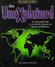 The World Atlas of the Unexplained