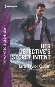 Her Detective's Secret Intent (Where Secrets Are Safe, Bk 16) (Harlequin Romantic Suspense, No 2058)