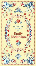 Selected Poems of Emily Dickinson (Barnes & Noble Pocket Size Leatherbound Classics) (Barnes & Noble Leatherbound Pocket Editions)