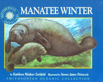 Manatee Winter (Smithsonian Oceanic Collection)