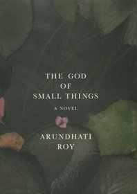 The God of Small Things (G K Hall Large Print Book Series (Cloth))
