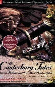 The Canterbury Tales - Literary Touchstone Edition