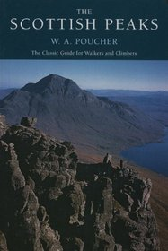 Scottish Peaks (W a Pouchers Guides)