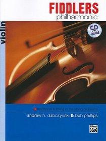 Fiddlers Philharmonic: Violin (Book & CD)