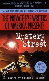 The Private Eye Writers of America Presents: Mystery Street