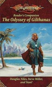 The Odyssey of Gilthanas (Dragonlance Reader's Companion)