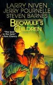Beowulf's Children aka The Dragons of Heorot (Heorot, Bk 2)