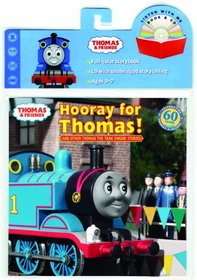 Hooray for Thomas! Book & CD (Book and CD)