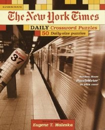 New York Times Daily Crossword Puzzles, Volume 37 (NY Times)
