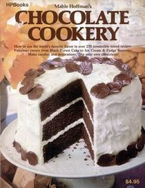 Chocolate Cookery