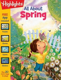 All About Spring (All About Activity Books)