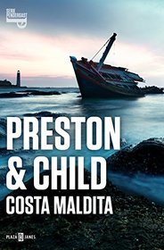 Costa maldita /Crimson Shore (Agent Pendergast Series) (Spanish Edition)