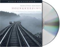 Housekeeping (Audio CD) (Unabridged)
