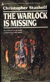 The Warlock Is Missing (Warlock, Bk 6)