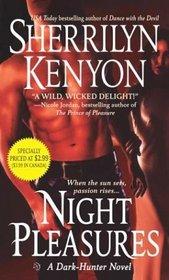 Night Pleasures (Dark-Hunters, Bk 2)