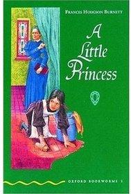 A Little Princess: 400 Headwords (Oxford Bookworms Library)
