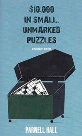 $10,000 in Small Unmarked Puzzles (Puzzle Lady, Bk 13)