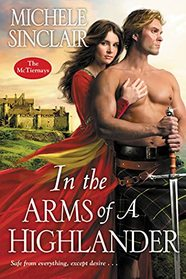 In the Arms of a Highlander (The McTiernays)