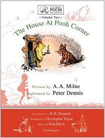 The House At Pooh Corner Volume Two