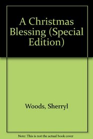 A Christmas Blessing (Thorndike Large Print Silhouette Series)