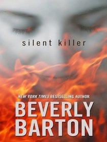 Silent Killer (Powell Agency, Bk 6) (Large Print)
