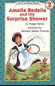 Amelia Bedelia and the Surprise Shower Book and Tape (I Can Read Book 2)