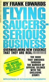 Flying Saucers -Serious Business