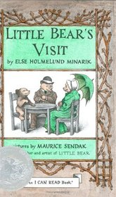 Little Bear's Visit (I Can Read Book 1)