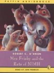 Mrs. Frisby and the Rats of NIMH (Audio Cassette) (Abridged)